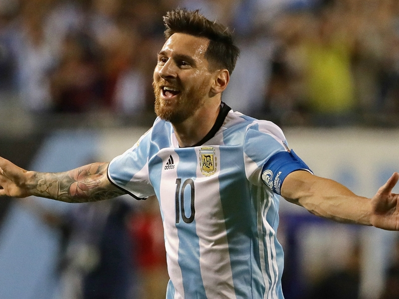 Ecuador 1 Argentina 3: Magical Messi hat-trick seals World Cup qualification