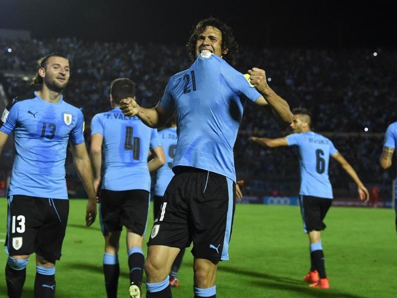 Uruguay 4 Bolivia 2: Suarez and Cavani show their class