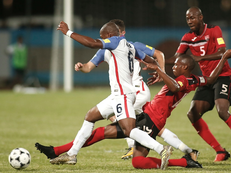 USA bounced from World Cup with T&T loss
