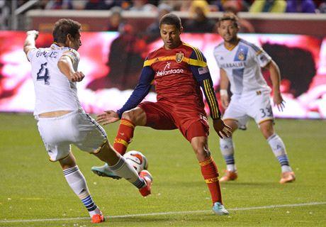 Ratings: Real Salt Lake 0-0 LA Galaxy