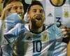 Lionel Messi Ecuador Argentina Eliminatorias Sudamericanas 10102017