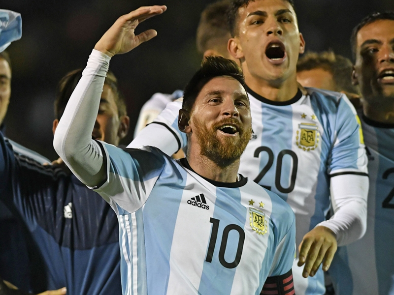 'Messi can't win World Cup by himself' - Zanetti wants Argentina to support Barcelona star