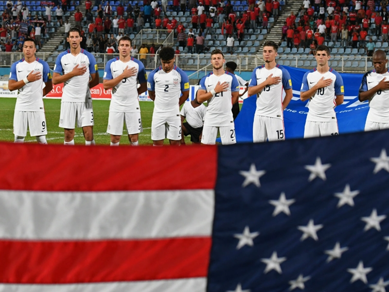 Reyna on U.S. soccer: 'We're far too arrogant, far too obnoxious'