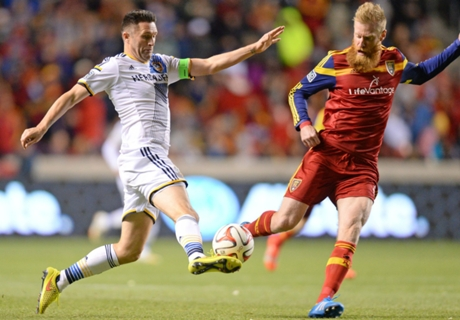 Both sides feeling good after RSL-Galaxy draw