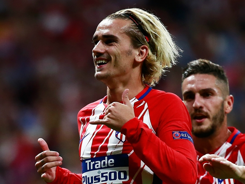 Simao hails Griezmann as 'one of the best scorers in the world' amid Barcelona transfer talk
