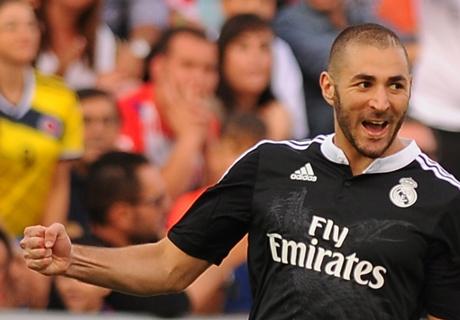 EdT La Liga: Real-Stars sind oben
