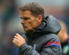 Some players weren't comfortable - Zaha on De Boer's reign at Crystal Palace