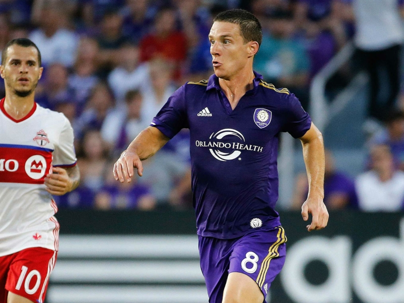 Orlando City's Will Johnson permitted to return to action by MLS