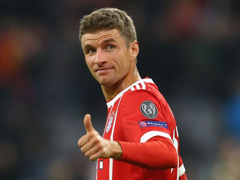 Muller return confirmed by Bayern, but Robben remains some way off