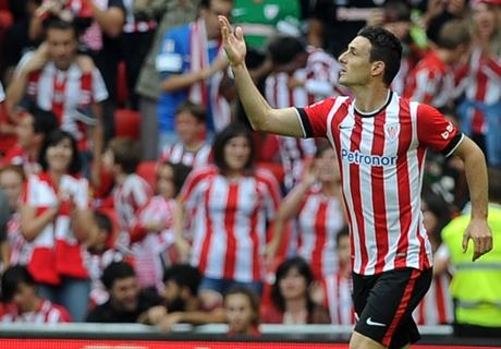 Liga BBVA: Athletic 3-1 Espanyol