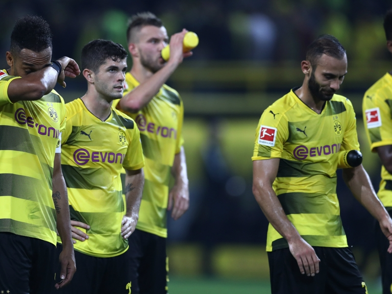 'That's not our game!' - Bosz blasts Dortmund's defending in Leipzig loss