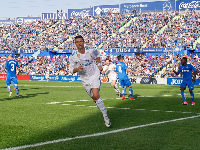 Marcelo: Ronaldo always delivers when Madrid need him to