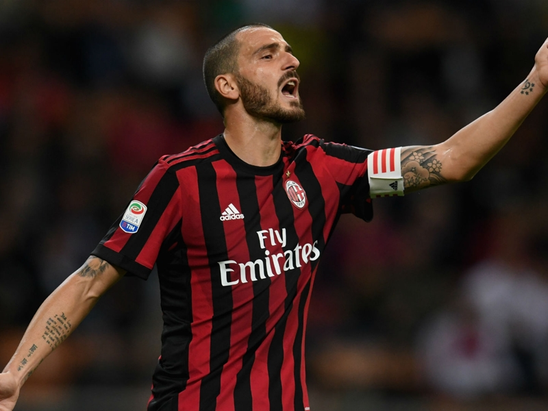 Bonucci grateful to Inter but expects AC Milan win in derby