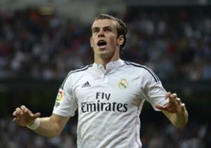 Gareth Bale lleva tres goles consecutivos de cabeza.