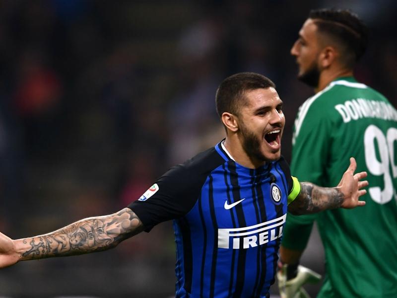 Inter-Milan 3-2, Icardi offre le derby à l'Inter