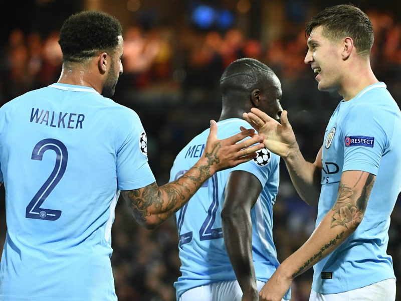 Man City's Yorkshire defence learning Spanish to communicate with team-mates