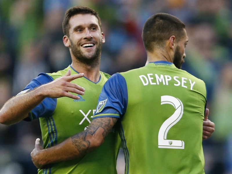 Seattle, Portland, Kansas City & Houston clinch MLS playoff berths