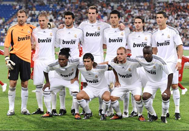 Real Madrid And Barcelona Name Squad Numbers