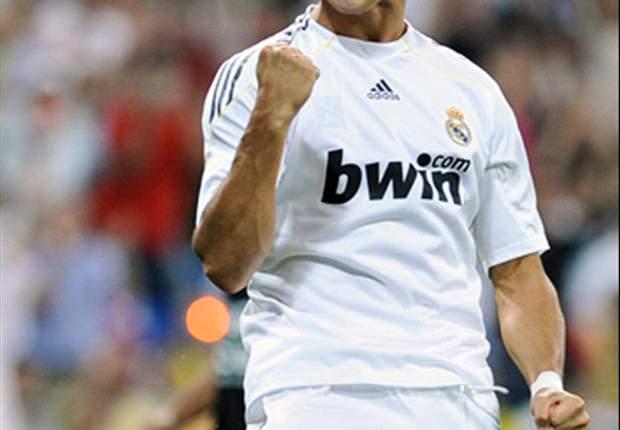 Real Madrid's Cristiano Ronaldo Annoyed At Xerez Substitution