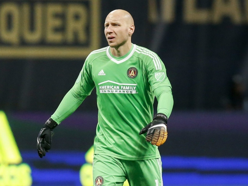 Guzan puts World Cup qualifying nightmare behind him to deliver Atlanta United shutout