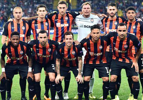 Shakhtar Donetsk blijft Braziliaans bolwerk