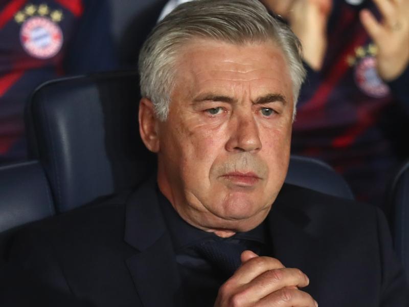 Carlo Ancelotti est le nouvel entraineur de Naples