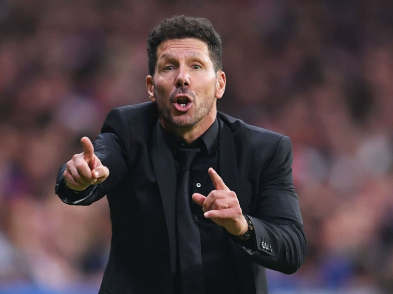 Simeone: Real Madrid have 'all of the good kids'