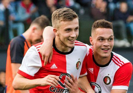Feyenoord-speler Vente vol vertrouwen: