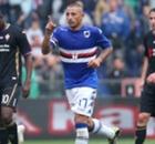 Résumé de match, Sampdoria-Fiorentina (3-1)