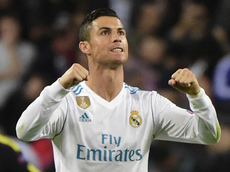 Video: Ronaldo's cheeky rabona in Real Madrid training