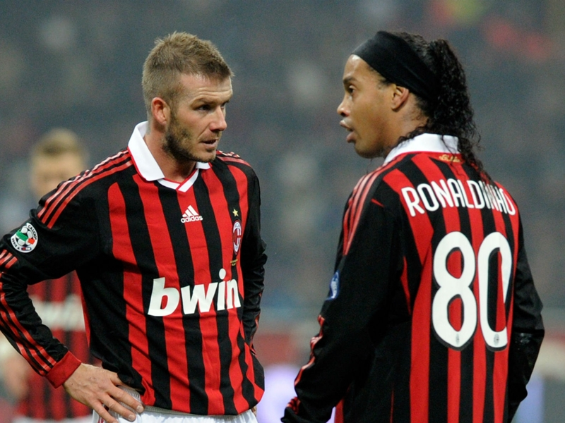 Arsenal defender Chambers: I wanted to be Beckham or Ronaldinho