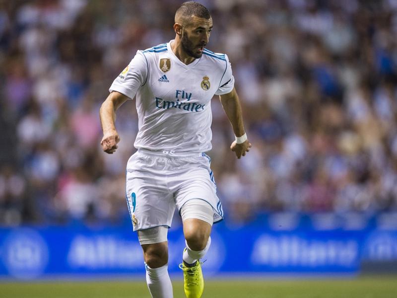 He's getting better – Zidane backs Benzema