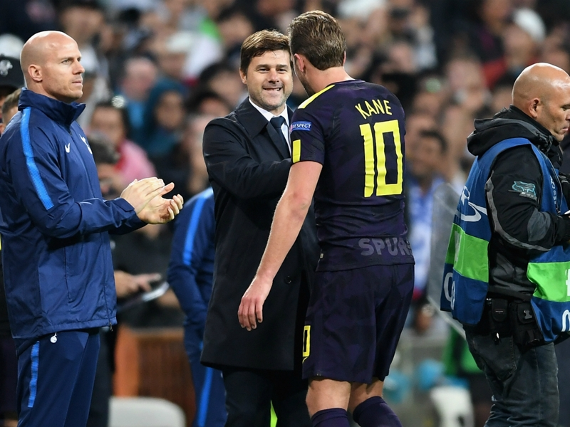 Redknapp: Spurs boss Pochettino could manage Real Madrid