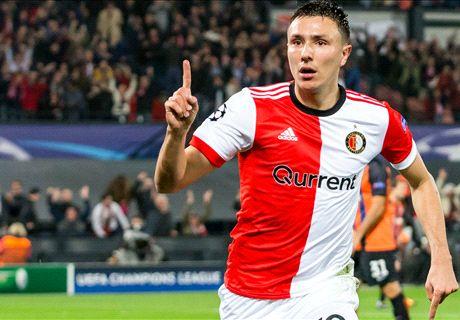 Berghuis liet PSV liggen: