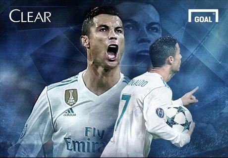 Penalti Ronaldo Selamatkan Real Madrid