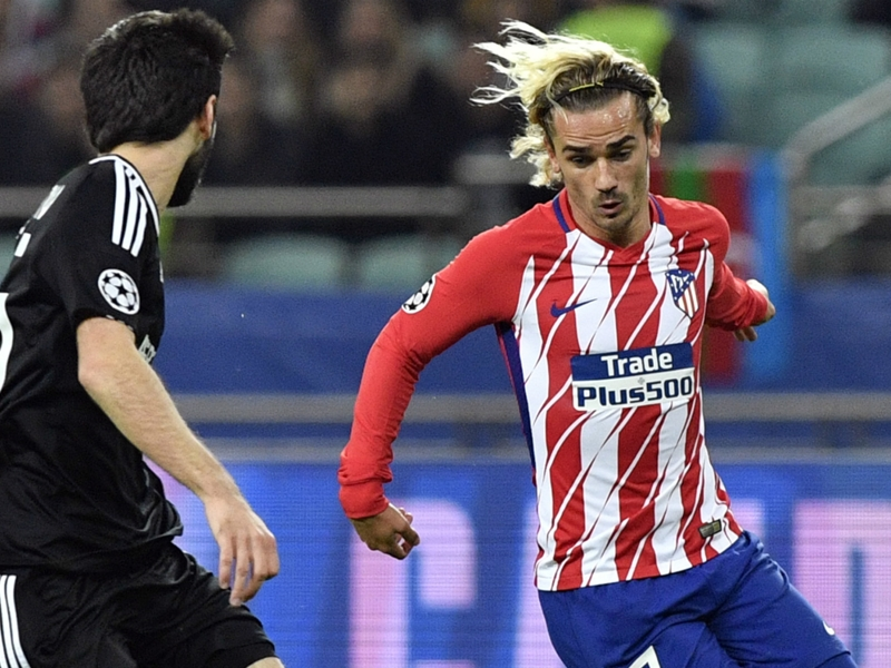 Atletico Madrid v Roma: Tense start in Spanish capital with Champions League knockout stages looming