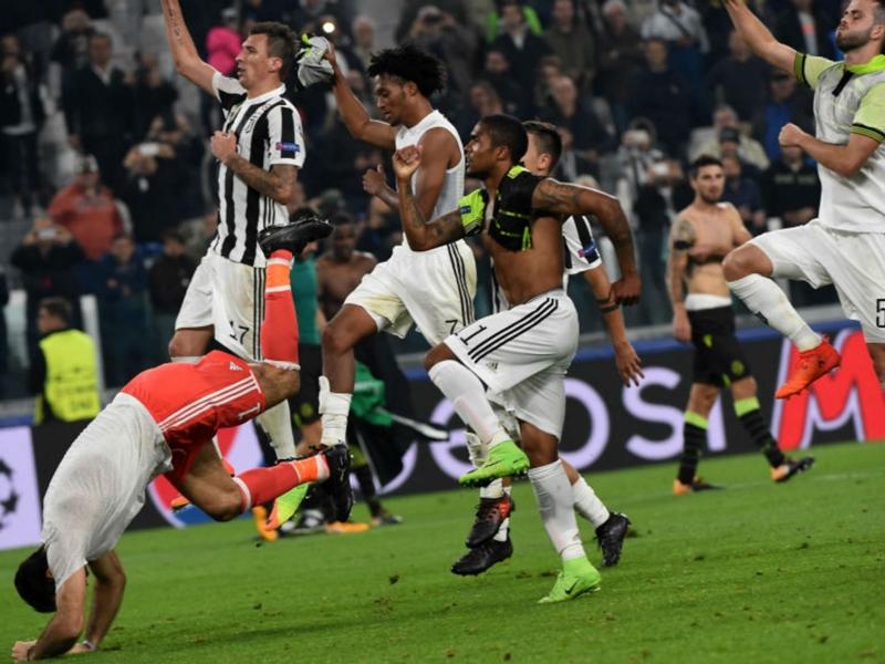 Juventus 2 Sporting CP 1: Late Mandzukic intervention saves wasteful Bianconeri