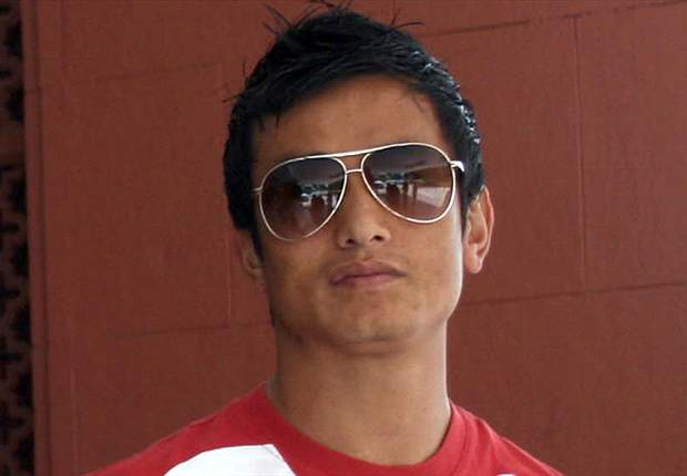 Bhutia talks in favour of the 'IPL-style' football tournament (Photo: Mango Peel)