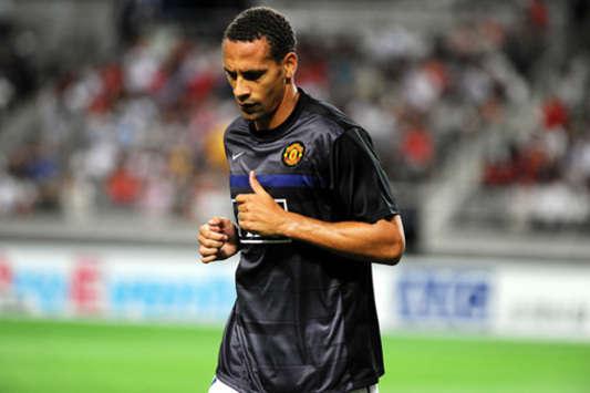 Rio Ferdinand, Manchester United (Goal.com)