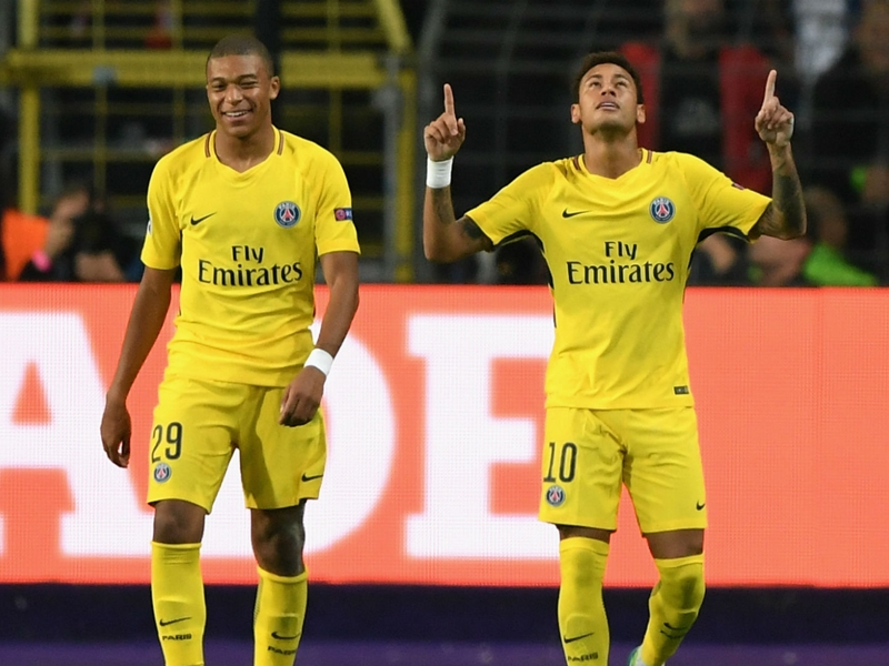 Betting: PSG leapfrog Real Madrid as Champions League favourites after big win at Anderlecht