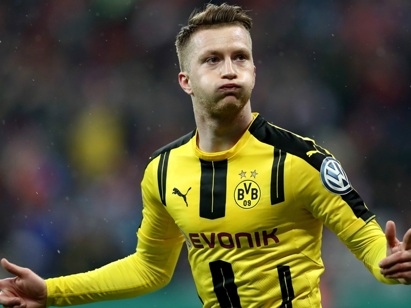 Dortmund not expecting Reus exit despite transfer hints from forward