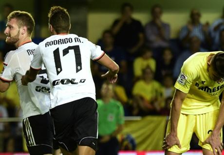 Laporan Pertandingan: Villarreal 1-3 Valencia