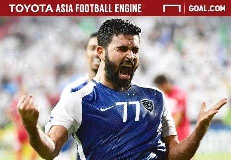Pemain Terbaik Liga Champions Asia Pekan Ini: Omar Khribin