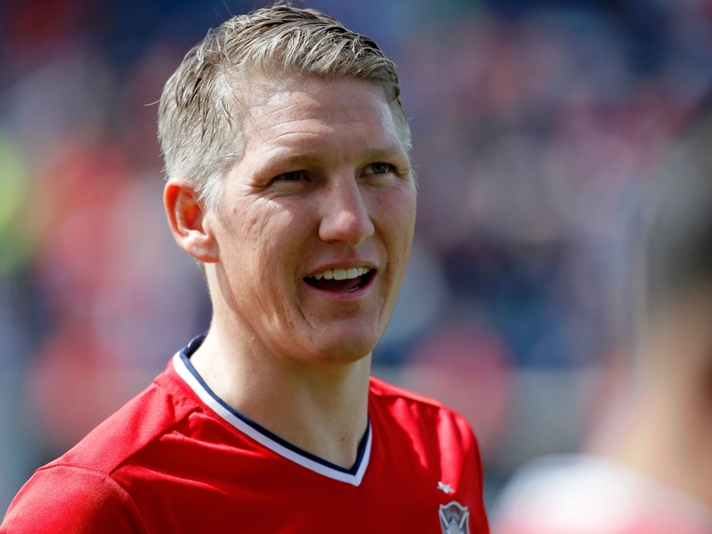Schweinsteiger 'open to everything' as he nears end of Chicago Fire contract