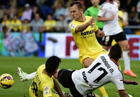 Galería | Villarreal 1-3 Valencia