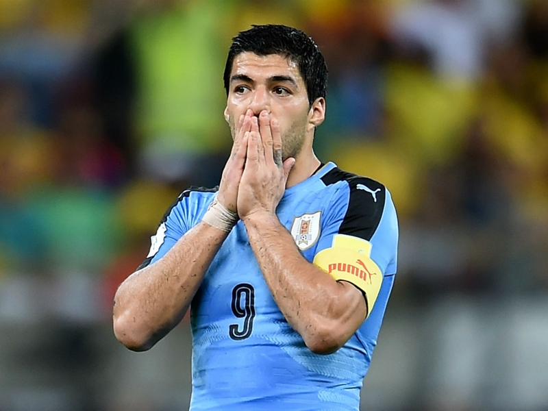 Barcelona star Suarez granted rest by Uruguay