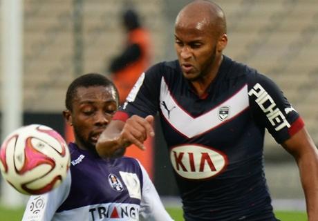 Laporan Pertandingan: Bordeaux 2-1 Toulouse