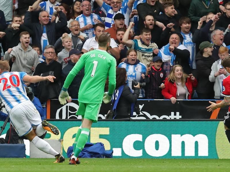 Huddersfield 2-0 Manchester United : Coup de tonnerre ! Les Red Devils sont tombés