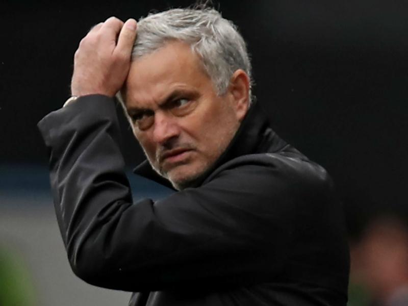 """Manchester United, Mourinho : """"Une défaite méritée"""""""