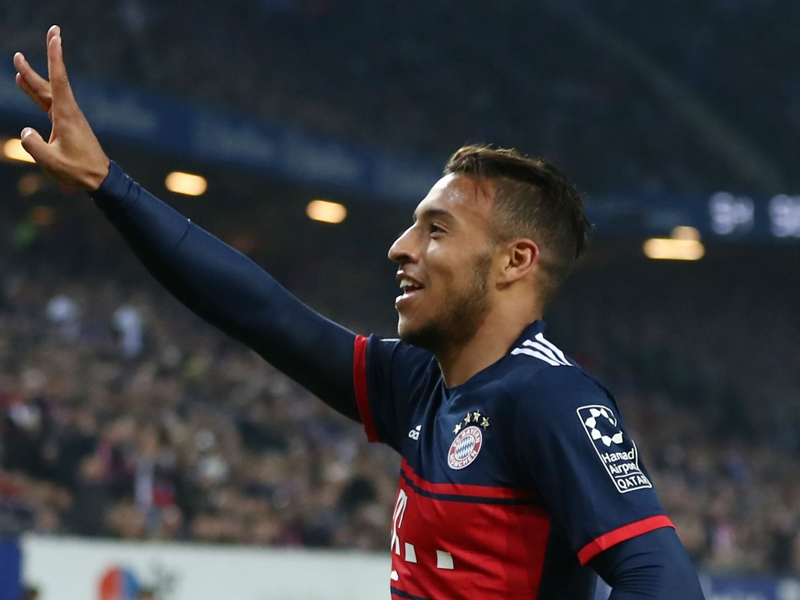 Hamburg 0 Bayern Munich 1: Tolisso sends Heynckes' men joint-top